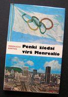 Lithuanian Book / Penki žiedai Virš Monrealio Barysas 1978 - Boeken, Tijdschriften, Stripverhalen