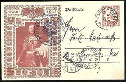 754 - GERMANY - TIEN-TSIN -  1913 - STATIONERY CARD - FORGERY - FAUX - FAKE - FALSE - FALSCH - Non Classificati