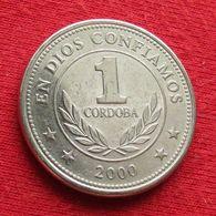 Nicaragua 1 Cordoba 2000 KM# 89 - Nicaragua