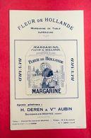 Buvard Margarine FLEUR De HOLLANDE - Food