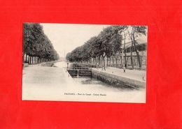 G2806 - FROUARD - D54 - Port Du Canal - Usines Munier - Frouard
