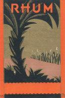 1135 / ETIQUETTE -   RHUM - N° 570 - Rhum