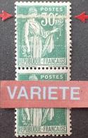 R1337/193 - 1932 - TYPE PAIX - (PAIRE) N°280 NEUF* - VARIETE ➤➤➤ Impression Sur Raccord - Cote (2020) : 100,00 € - Variedades Y Curiosidades