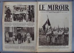 Guerre 14 18, Le Miroir 122, En Woevre, Revigny, Ornes, Les Russes En Arménie D'Erzeroum A Trébizonde, Rupture De L'Alle - Revues & Journaux