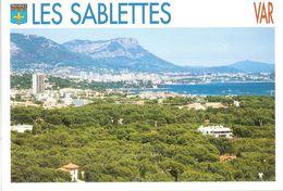 La Seyne Sur Mer : Les Sablettes , Mar Vivo Et Perspective Sur Toulon - La Seyne-sur-Mer
