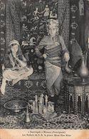 """CPA """"Danichgah"""" Moncao (Principauté) Les Enfants De S.A Le Prince Mirza Riza Khan - Autres"""