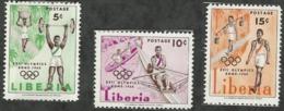 LIBERIA -ROME OLYMPICS - Verano 1960: Roma