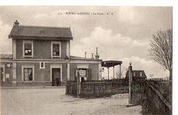 171 - BOURG-la-REINE - La Gare - Bourg La Reine