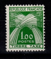 Taxe YV 94 N** Luxe Cote 40 Euros - 1960-.... Mint/hinged