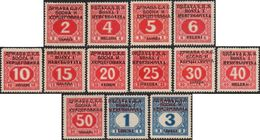 MH 1918 Bosnia Segnatasse - 1919-1929 Royaume Des Serbes, Croates & Slovènes