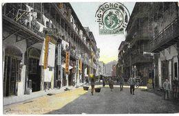 Hongkong , Queen Road West, Belle Oblitération - Chine (Hong Kong)