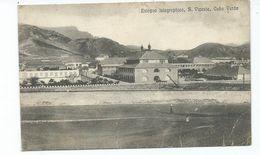 St.vincent Cabo Verde Estocao Telegraphica   Unused Creased In Places - St. Vincent Und Die Grenadinen