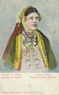 Souvenir De Serbie - Costume- Trachten - Folklore [KN-079 - Folclore