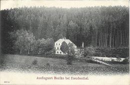 1909 - BRUNTAL  MEXIKO  Freudenthal , Gute Zustand, 2 Scan - Czech Republic