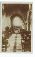 Dorset Postcard  Real Photo Rp Upwey Church By Mr. Cumming Photographer Unused - Altri