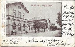 1900 - KRNOV  Okres  BRUNTAL , Gute Zustand, 2 Scan - Czech Republic