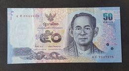 SF0610 - Thailand 50 Baht Banknote 2004 #4C 7347576 - Tailandia