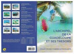 France 2019 Collector Archipel De La Guadeloupe 8v MNH /Neuf** - Collectors