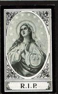 Bid Voor De Ziel - Theresia DOMS (P.J. De Blezer) - Nieuwenrode 1843 / Londerzeel 1916 - 2 Scans - Images Religieuses