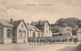 Huccorgne  , Ecole Communale  ,( édit G.D. Statte , Huy ) - Theux