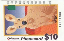 Australia, G930723a, Third Generic, Tourist-Kangaroo (new Logo) With Non Refundable, 2 Scans. - Australie