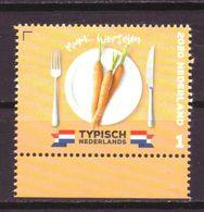 Nederland / Niederlande / Pays Bas NEW Stamp Typical Dutch 'Carrots' MNH ** (2020) - 2013-... (Willem-Alexander)