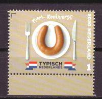 Nederland / Niederlande / Pays Bas NEW Stamp Typical Dutch 'Rookworst' MNH ** (2020) - 2013-... (Willem-Alexander)