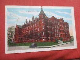 Good Samaritan Hospital  Zanesville .  Ohio >     Ref 4188 - Zanesville