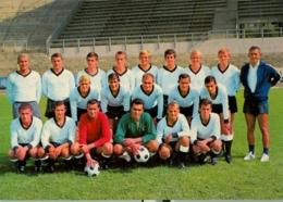 TARJETA PUBLICITARIA - BORUSSIA NEUNKIRCHEN   , FOOTBALL , SOCCER , FÚTBOL , FUSSBALL - Soccer