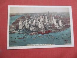 Aerial View Lower - New York > New York City >>  Ref 4188 - Manhattan
