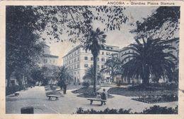 Ancona - Giardino Piazza Stamura - Ancona