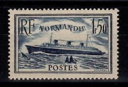 YV 299 N* Normandie Cote 15 Euros - Unused Stamps