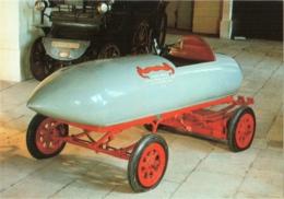 """CPM 60 (Oise) Compiègne - Château, Musée De La Voiture. Automobile électrique """"la Jamais Contente"""" 1899 TBE - Compiegne"""