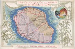 PUB CHOCOLAT AIGUEBELLE @  REUNION @ - Autres