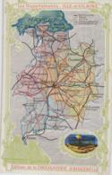 PUB CHOCOLAT AIGUEBELLE @ ILLE ET VILAINE @ - Autres Communes