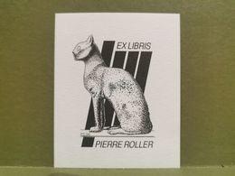 Luxembourg Ex-libris, Pierre Roller - Sin Clasificación