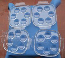 4 Plats à Escargots - Pyrex - Dishes