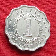 Belize 1 Cent 1989 KM# 33a *V2 Beliz Belice - Belize
