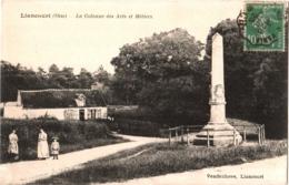 CPA 60 (Oise) Liancourt - La Colonne Des Arts Et Métiers TBE édit. Vendenhove à Liancourt - Liancourt