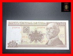 CUBA  10 Pesos  2002  P. 117  UNC - Cuba