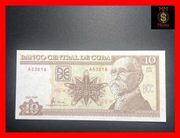 CUBA  10 Pesos  2004  P. 117  UNC - Cuba