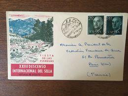 ESPAGNE 1969 FESTIVAL DU CANOË - 1931-Aujourd'hui: II. République - ....Juan Carlos I