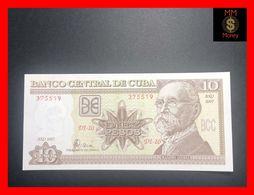 CUBA  10 Pesos  2007  P. 117  UNC - Kuba