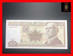 CUBA  10 Pesos  2008  P. 117  UNC - Kuba