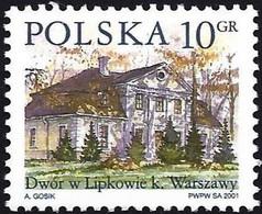 Poland 2001 - Mi 3890 - YT 3660 ( House In Lipkov ) - 1944-.... Republic