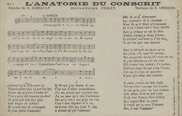 L'Anatomie Du Conscrit - Répertoire Polin - Musique