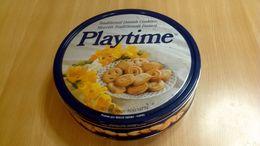 Scatola In Metallo - Biscotti Playtime - Cajas/Cofres