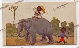 Elephant Elefante Africa - Illustratore - Ritagliata Rifilata - Elefantes