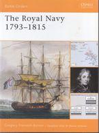 The Royal Navy (1793-1815) // Gregory Fremont-Barnes - Esercito Britannico