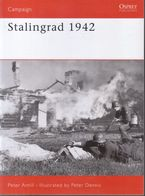 Stalingrad 1942 // Peter Antill - Guerra 1939-45
